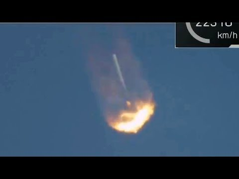 Xxx Mp4 Space X Falcon 9 CRS 11 Launch And Landing 3gp Sex