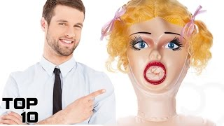 Top 10 Romances Between People & Objects