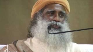 You are a Linga with Seven Chakras - Sadhguru