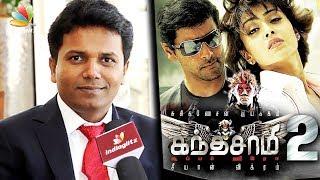 Thinking about shooting Kandasamy 2 : Thiruttu Payale Director Susi Ganesan   Interview