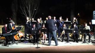 A Little Minor Booze - TJI Ellington Big Band (18 Feb 2011)