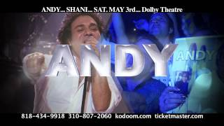 Andy & Shani Live In Concert Promo