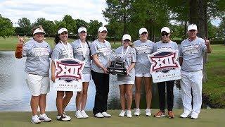 Texas Women's Golf wins 2018 Big 12 Championship [April 23, 2018]