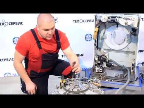 Замена подшипника стиральной машинки занусси своими руками