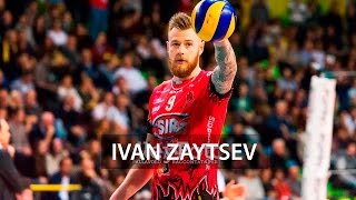 King Ivan Zaytsev   Best Volleyball Actions (Perugia)