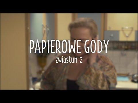 watch Papierowe Gody - zwiastun 2
