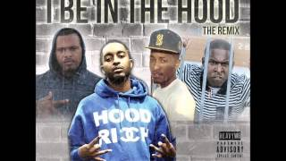 Lil Reece Ft. Conrad,Rialto Staxx & Lil Finnko-I Be In The Hood(REMIX) Prod. By TMG