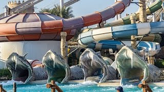 Yas Waterworld Abu Dhabi - Snake
