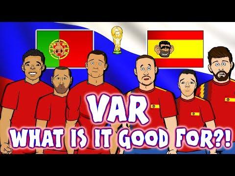 Xxx Mp4 📺VAR📺 WHAT IS IT GOOD FOR Portugal Spain Don T Know Ronaldo Elbow Cedric Handball Aspas Goal 3gp Sex