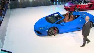 تفضلو بزيارة منصة عرب جي تي في معرض دبي الدولي للسيارات