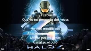 Halo 4 rap letra zarcort