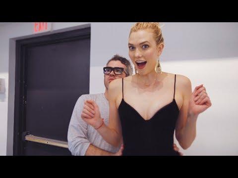 Xxx Mp4 How A Met Gown Is Made 2018 Karlie Kloss 3gp Sex