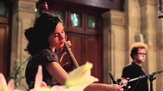 Enregistrement Bach / Lucile Boulanger Arnaud de Pasquale