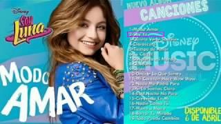 Soy Luna 3   Modo Amar CD completo Oficial