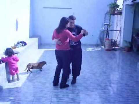 Danças Gauchas Vaneira Paranaense Floreada Parte 1