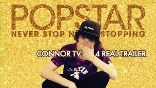Popstar: Never Stop Never Stopping Official Red Band Trailer CONNOR TV Andy Samberg Movie HD