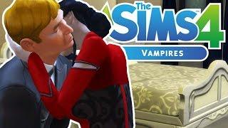 THE VAMPIRE PRESIDENT | The Sims 4 Vampires | Episode 7