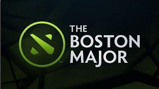 Wings vs EG Game 2 | The Boston Major Playoff | Wings Gaming vs Evil Geniuses