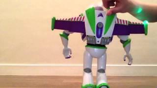 Buzz Lightyear Disney Store Toy Review