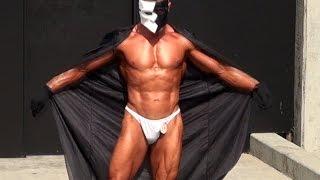 The Darth Vader Bodybuilding Routine