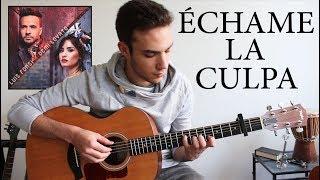 Luis Fonsi, Demi Lovato - Échame La Culpa (Fingerstyle Guitar Cover)