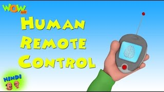 Human Remote Control - Motu Patlu in Hindi WITH ENGLISH, SPANISH & FRENCH SUBTITLES