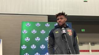 ArDarius Stewart talks NFL draft at combine