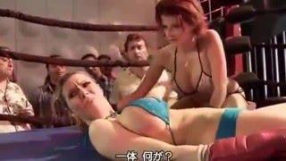Busty Foxy Boxing