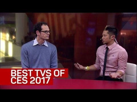 The coolest TV tech of CES 2017