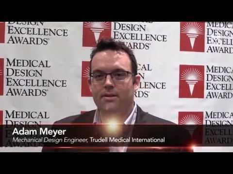 Interview with 2014 MDEA Gold Winner Trudell Medical International