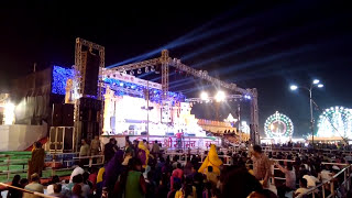 Kawwali Program at Kota dusshera Fair, Mela organized by Koa Nagar Nigam Raw Video