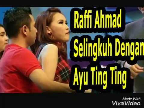Video hot Rafi Ahmad selingkuh dengan Ayu Tingting?