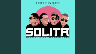 Solita (feat. Bad Bunny, Wisin & Almighty)