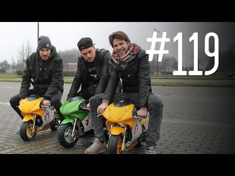 119 Mini Bike Race door Bouwmarkt OPDRACHT