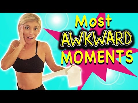 Xxx Mp4 STORYTIME MY TOP 5 MOST AWKWARD AND EMBARRASSING MOMENTS 3gp Sex