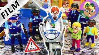بلايموبيل الفيلم  -يوم البوليس فى الحضانة ! جوليان يلقى القبض عليه، مرة أخرى؟! عائلة الطيور