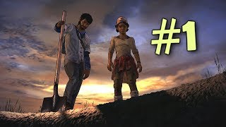 THE NEW FRONTIER || The Walking Dead: A New Frontier || Episode 2 || Part 1