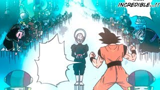 Whis Doesn't Help Goku Anymore