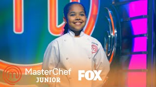 Justise Is Tiny But Mighty   Season 5 Ep. 15   MASTERCHEF JUNIOR