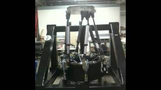 12 axis Hexapod.MOV