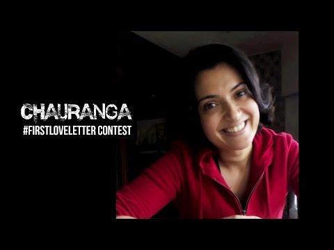 #FirstLoveLetter - Arpita Chatterjee ( Chauranga )