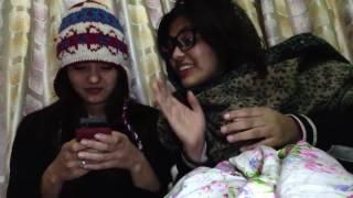 Mother-daughter relation Nepali Comedy Video ||Prakriti||
