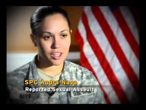 U.S Army Sexual Assault Survivor 4