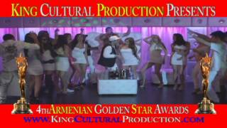 Azat Hakobyan and Super Sako Havata Armenian Golden Star Awards 2012