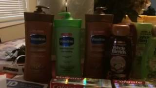 Rite Aid Friends and Family coupon haul 5/20/16