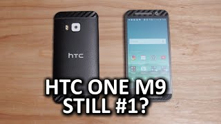 HTC One M9 - Is the One still my #1?