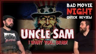Uncle Sam (1996) Movie Review