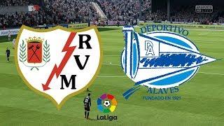 La Liga 2018/19 - Rayo Vallecano Vs Alaves - 22/09/18 - FIFA 18