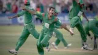 Bangladesh Cricket Team .