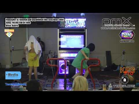 USPF 2014 @ PMX Freestyle R1: k//eternal and guywithhat (the sexy boys club) - Till the End of Time